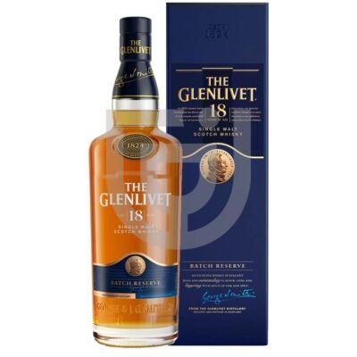 Glenlivet 18 Years Whisky [0,7L|40%]