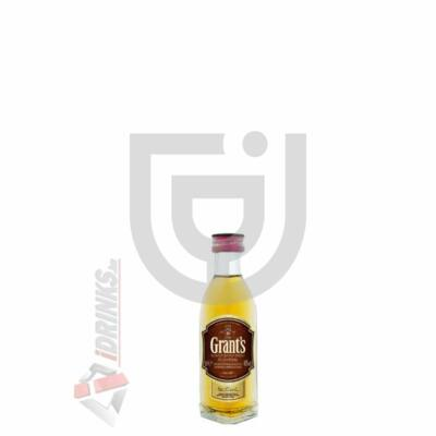 Grants Whisky Mini [0,05L|40%]