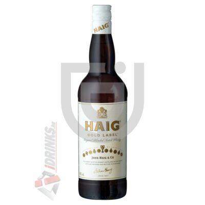 Haig Gold Label Whisky [0,7L 40%]