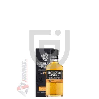 Highland Park 12 Years Whisky Mini [0,05L|40%]