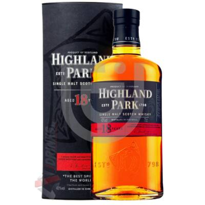 Highland Park 18 Years Whisky [0,7L 43%]