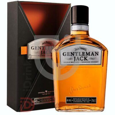 Jack Daniels Gentleman Jack Whisky (DD) [0,7L|40%]