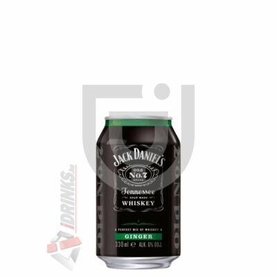 Jack Daniels Ginger [0,33L|5%]