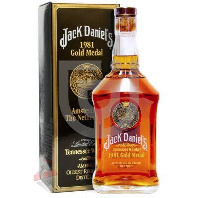Jack Daniel's 1981 Gold Medal Whisky [1L|43%]