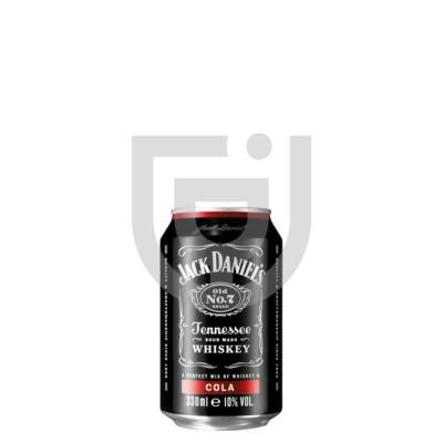 Jack Daniels & Cola [0,33L 5%]