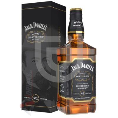 Jack Daniels Master Distillers No.1 Whisky [0,7L|43%]