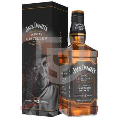 Jack Daniels Master Distillers No.3 Whisky [1L 43%]