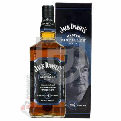 Jack Daniels Master Distillers No.6 Whisky [1L|43%]