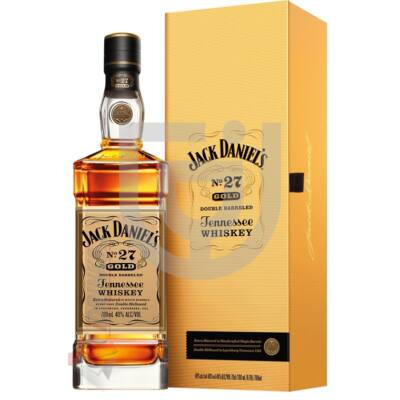 Jack Daniels No.27 Gold Whisky [0,7L|40%]