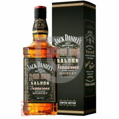 Jack Daniels Red Dog Saloon Whisky (DD) [0,7L 43%]