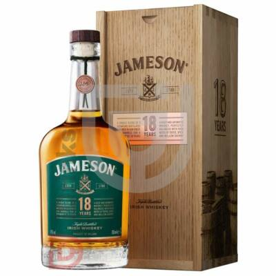 Jameson 18 Years Whiskey [0,7L|40%]