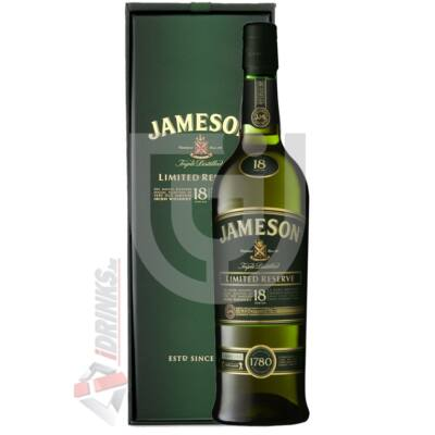 Jameson 18 Years Whisky [0,7L|40%]