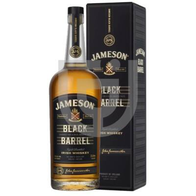 Jameson Black Barrel Whiskey [0,7L 40%]