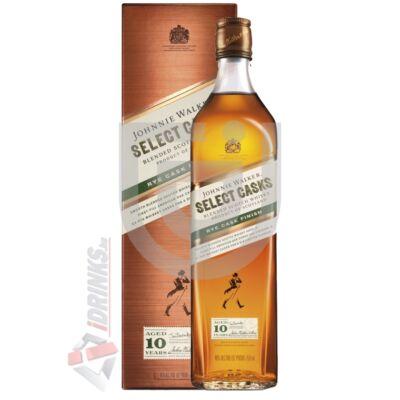 Johnnie Walker 10 Years Rye Cask Finish Whisky [0,7L|46%]