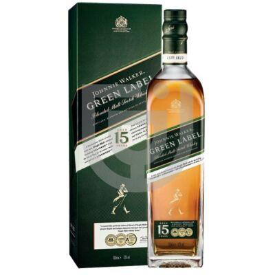 Johnnie Walker Green Label Whisky [0,7L 43%]