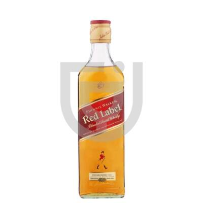 Johnnie Walker Red Label Whisky [0,5L 40%]