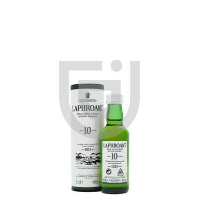 Laphroaig 10 Years Whisky Mini [0,05L 40%]