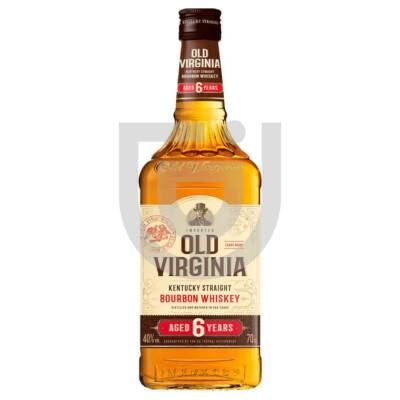 Old Virginia 6 Years Bourbon Whiskey [0,7L|40%]