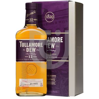 Tullamore Dew 12 Years Whiskey [0,7L 40%]