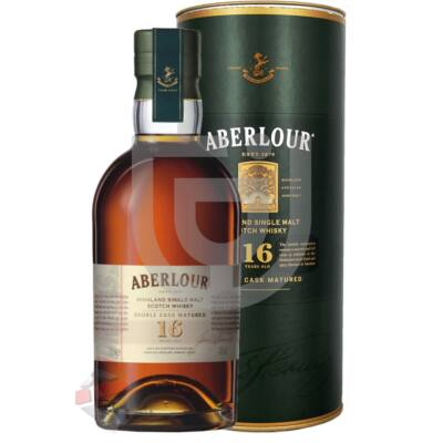 Aberlour 16 Years Whisky [0,7L 40%]