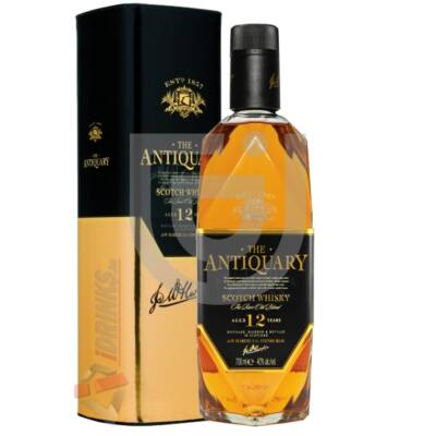 Antiquary 12 Years Whisky [0,7L|40%]