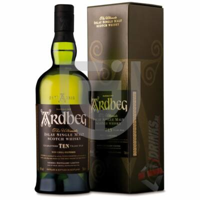Ardbeg 10 Years Whisky [0,7L 46%]