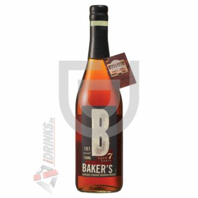 Baker's 7 Years Whiskey [0,7L|53,5%]