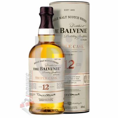 Balvenie 12 Years Triple Cask Whisky [1L 40%]