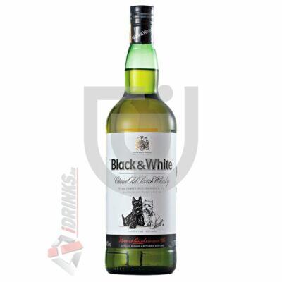 Black & White Whisky [1L 40%]