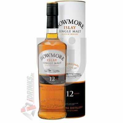 Bowmore 12 Years Whisky [0,7L 40%]