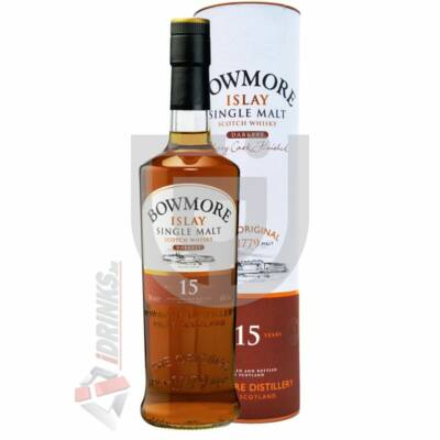 Bowmore 15 Years Whisky [0,7L 43%]