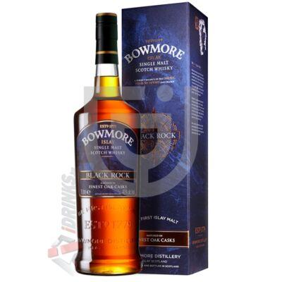 Bowmore Black Rock Whisky [1L 40%]
