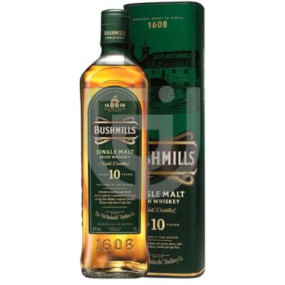 Bushmills 10 Years Whisky [0,7L|40%]