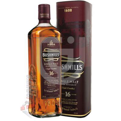 Bushmills 16 Years Whiskey [0,7L 40%]