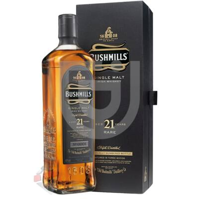 Bushmills 21 Years Whiskey [0,7L|40%]