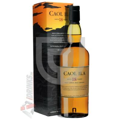Caol Ila 18 Years Whisky [0,7L|43%]