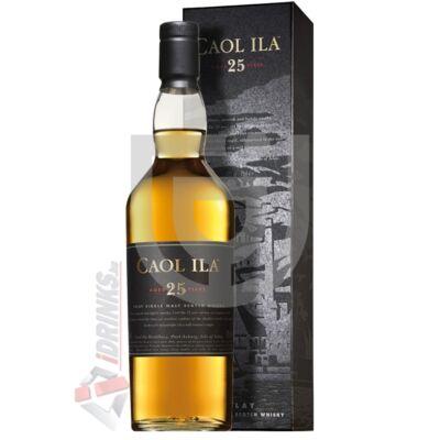 Caol Ila 25 Years Whisky [0,7L 43%]