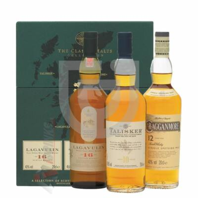 """Classic Malts Collection """"Green"""" [3*0,2L 43%]"""