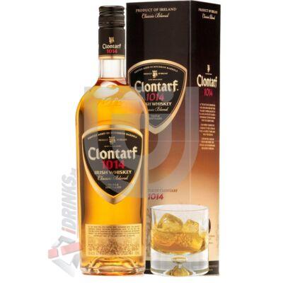 Clontarf Classic Blend Whiskey (DD + 1 Pohár) [0,7L 40%]