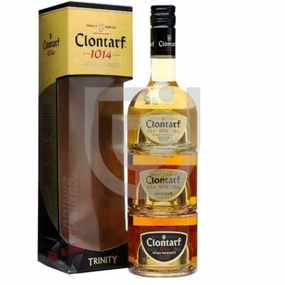 Clontarf Trinity Pack Whiskey [0,6L 40%]