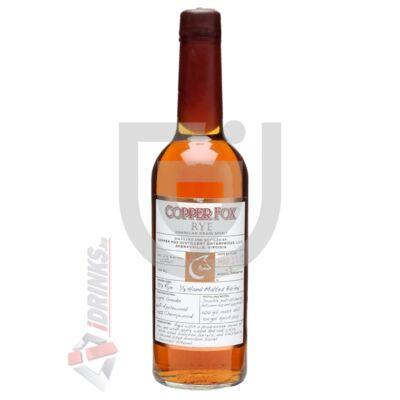 Copper Fox Rye Whiskey [0,7L 45%]