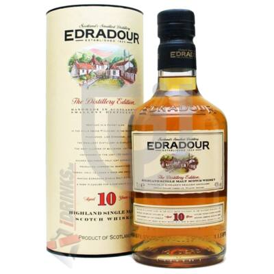 Edradour 10 Years Whisky [0,7L 40%]