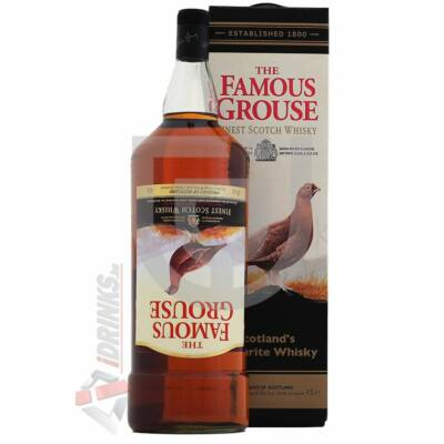 Famous Grouse Whisky [4,5L 40%]