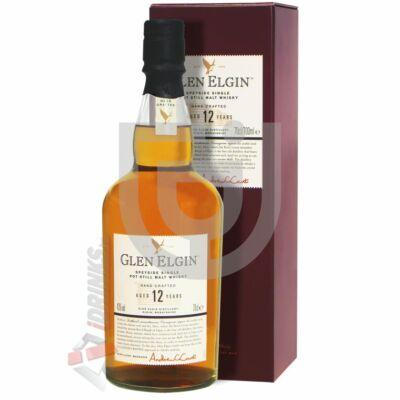 Glen Elgin 12 Years Whisky [0,7L 43%]