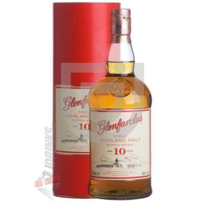 Glenfarclas 10 Years Whisky [0,7L|40%]