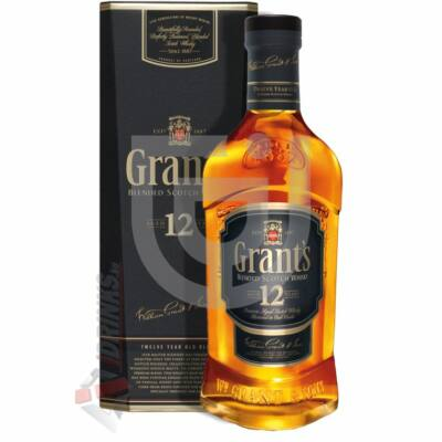 Grants 12 Years Whisky [0,7L|40%]