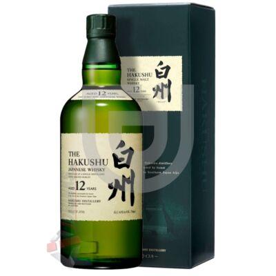 Hakushu 12 Years Whisky [0,7L 43%]