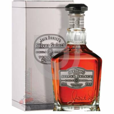Jack Daniels Silver Select Whisky (DD) [0,7L|50%]