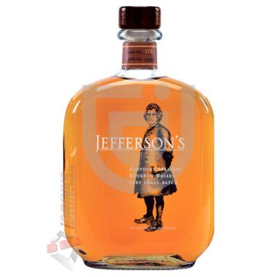 Jefferson's Bourbon Whiskey [0,7L|41,2%]