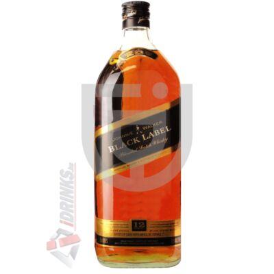 Johnnie Walker Black Label Whisky [1,5L 40%]